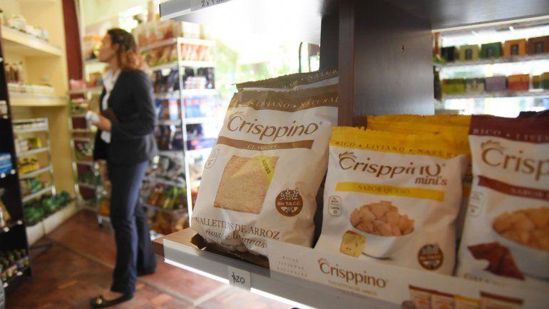 Productos sanos para vivir mejor. Los consumidores los piden cada vez más en los comercios dietéticos.