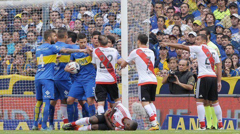 Sin fisuras. Sánchez consideró que Herrera hizo todo bien.