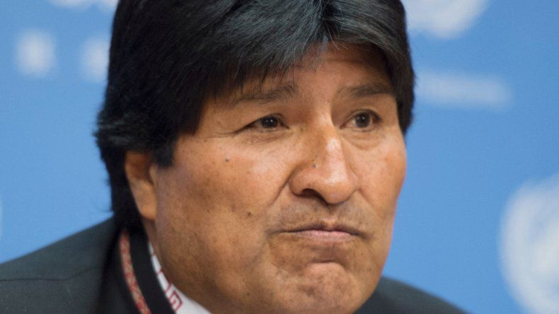 Al presidente de Bolivia le adjudican un hijo no reconocido.