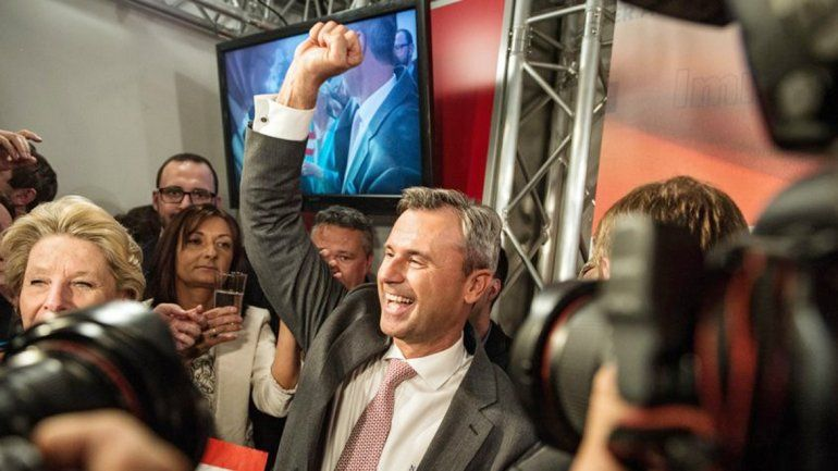 Este partido está integrado por simpatizantes del nacionalismo alemán.