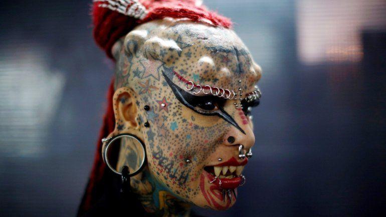 Tatuarse es una moda que