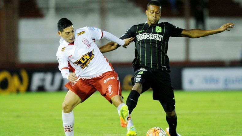Huracán empató 0 a 0 frente a Atlético Nacional