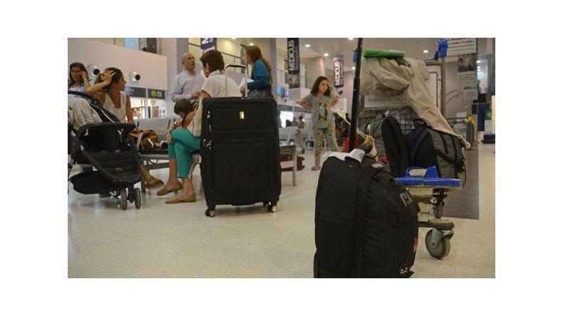 Le perdieron el equipaje valuado en 17 mil pesos y le ofrecen 4 mil