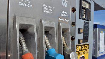 advierten por falta de naftas por desabastecimiento