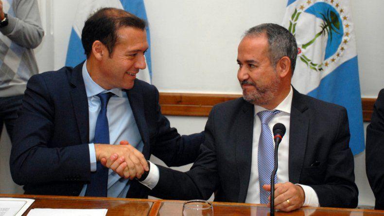 Neuquén firmó un convenio con el SEDRONAR