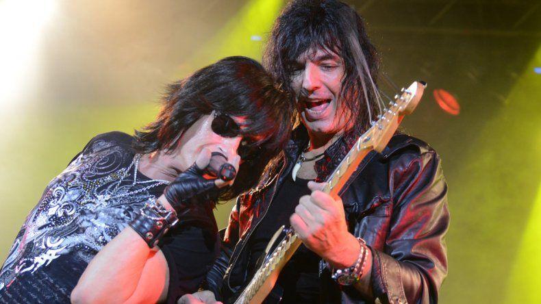 DuplaGiardino y Turner ya tocaron juntos en el 2012.