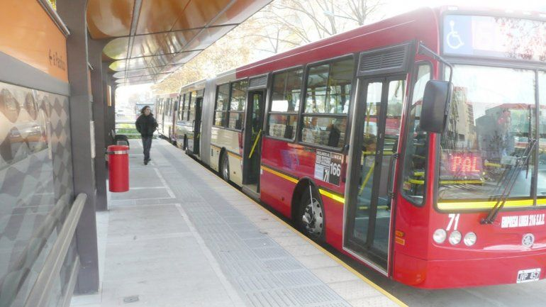 El Metrobús ya fue implementado por Mauricio Macri en Buenos Aires.