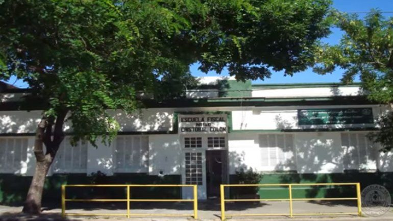 Escuela 150 Cristóbal Colón de Rosario.