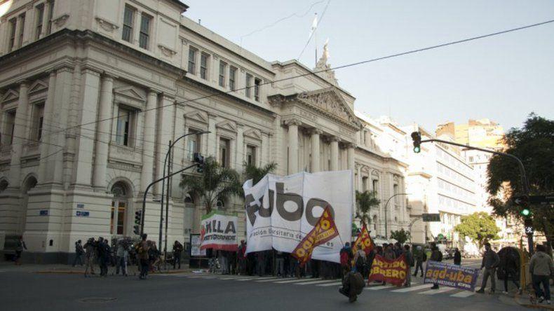 Crisis en la UBA por falta de presupuesto