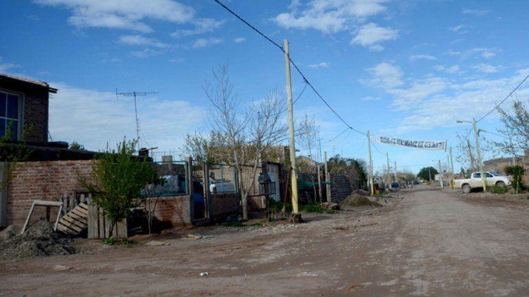En Esfuerzo ubicarse es una odisea: las calles tienen nombre, pero no hay carteles