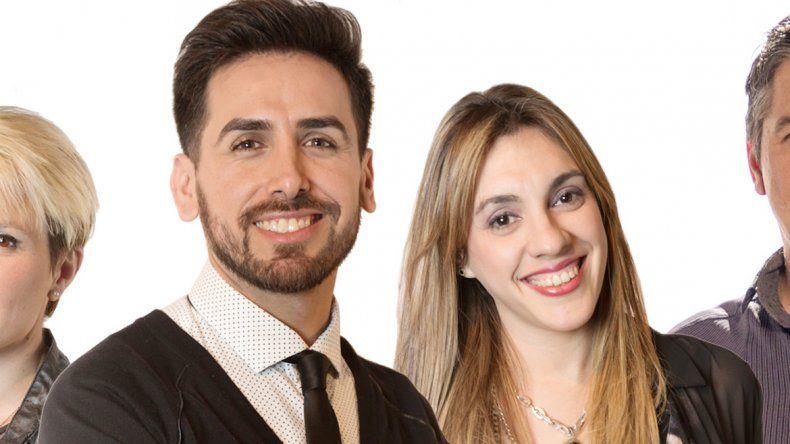 Salvador y Soledad buscan ser referentes de los medios en la región.