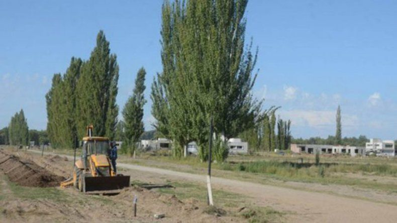 Vecinos denuncian una estafa con los lotes en el barrio El Vergel