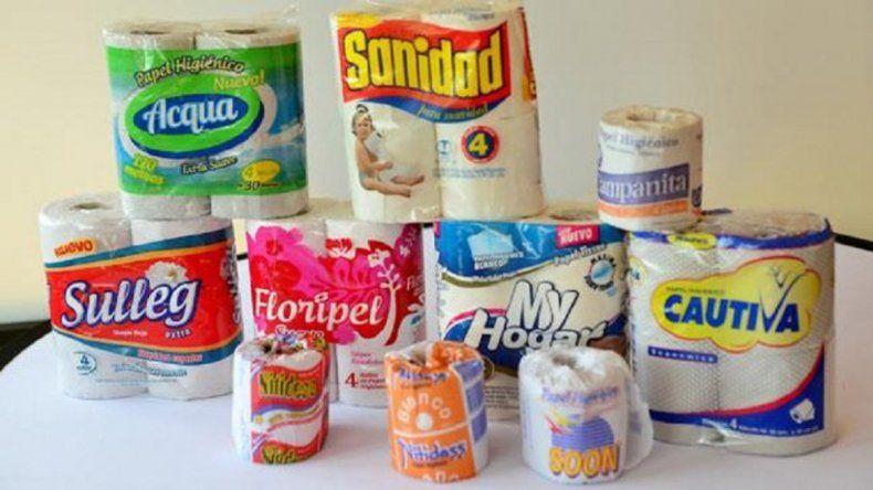 Insólito: periodistas cataron los papeles higiénicos más baratos
