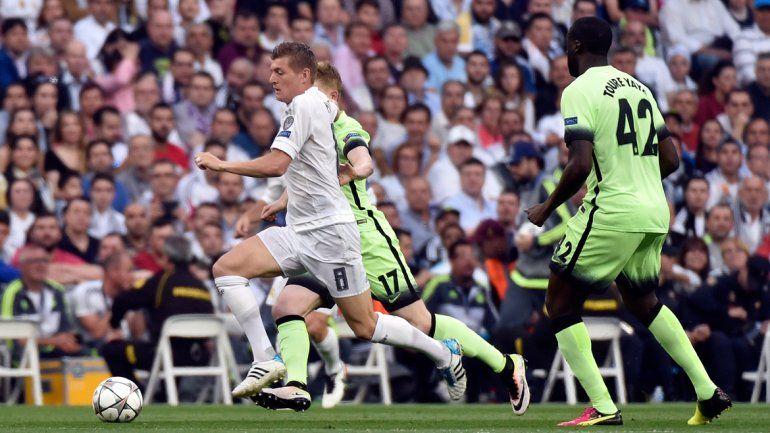 Real Madrid le ganó al Manchester City y va a la final contra el Atlético