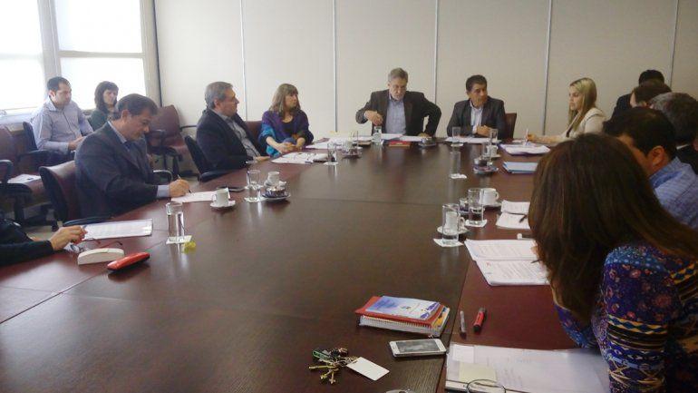 Los diputados debatieron en comisión cómo se aplicará la ley.