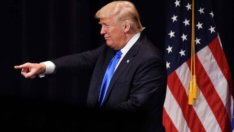 Donald Trump (Partido Republicano)