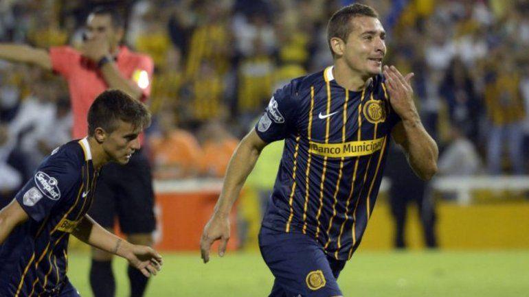 Marco Rúben conduce a Rosario Central a cuartos de final.