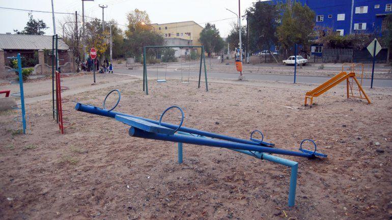 El condenado merodeaba la plaza del barrio Melipal
