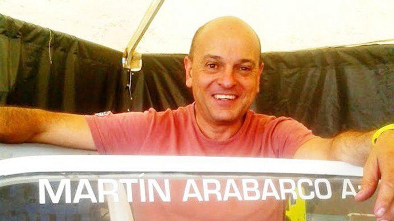 Martín Arabarco.