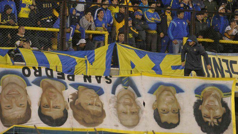 La bronca de la barra de Boca por los simpatizantes encarcelados en Paraguay.
