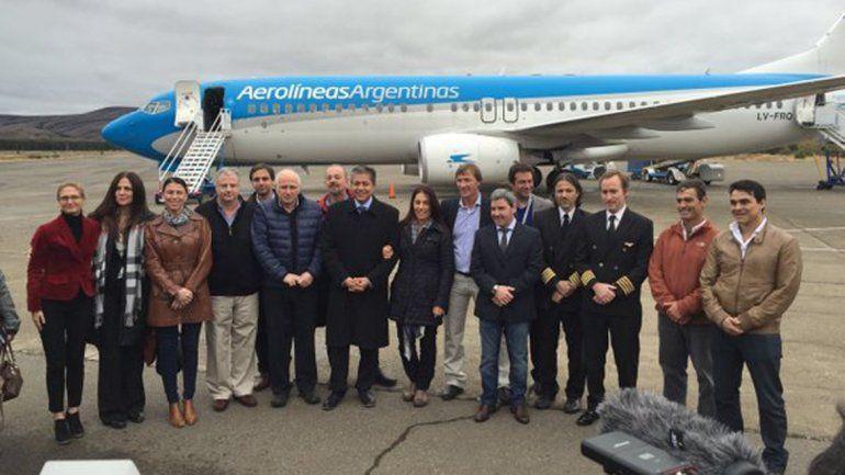 Chapelco ya opera con nueva tecnología y más frecuencias de vuelos