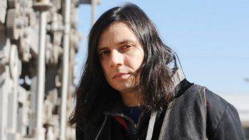 Cristian Aldana, líder de la banda El Otro Yo.