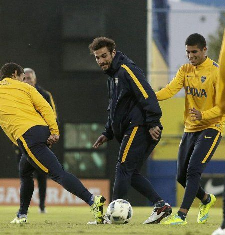 Osvaldo viaja y tiene chances de ir al banco ante Nacional