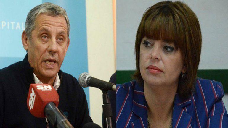 Ferracioli pidió que baje el boleto y Quiroga la trató de absurda e Ignorante