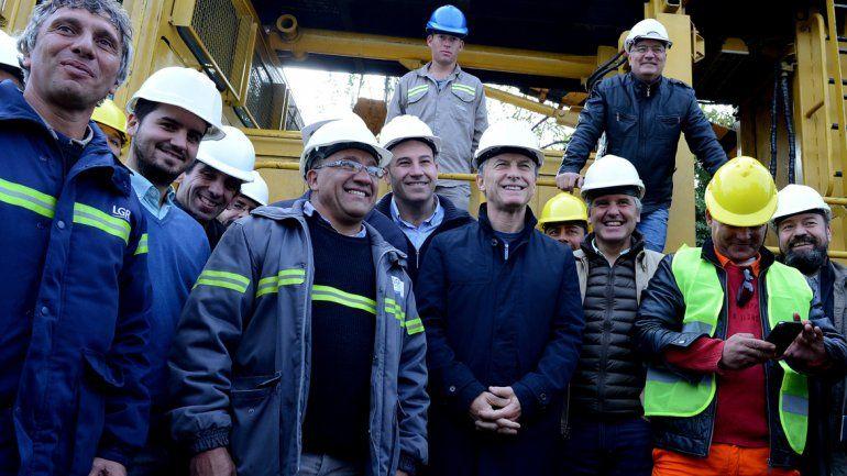 Macri: Se terminó la obra pública con corrupción