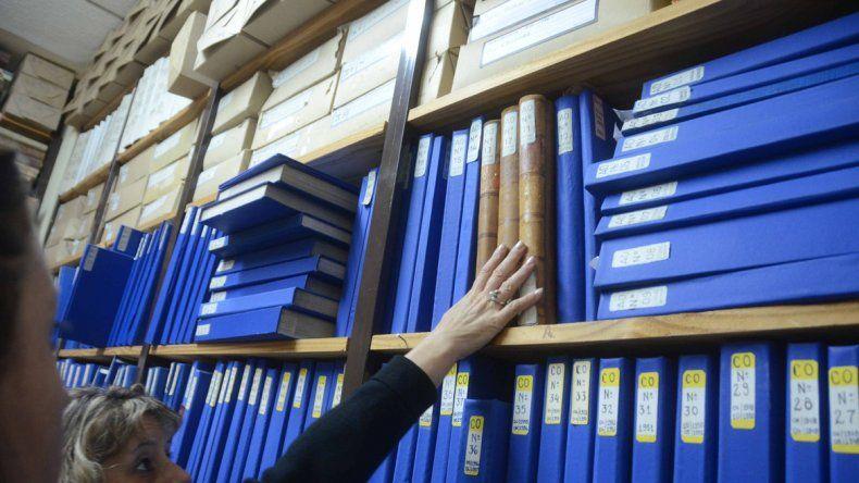 El archivo histórico, un viaje al corazón de la ciudad