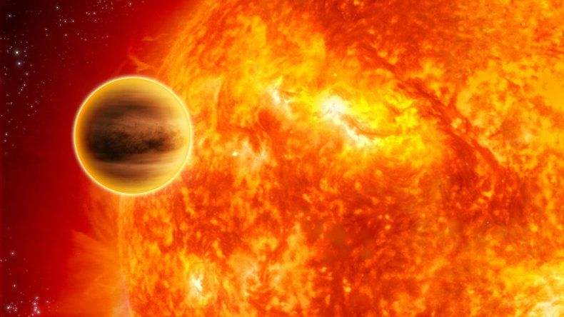 El planeta más pequeño pasará durante varias horas delante del Sol.