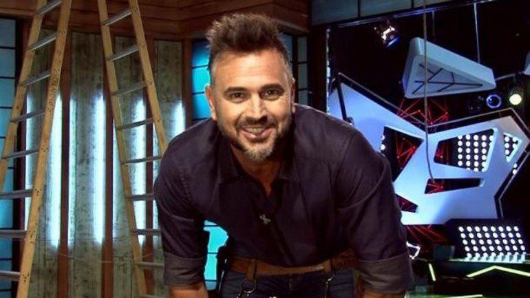 Montero es el anfitrión de Mejor de noche (Canal 9)
