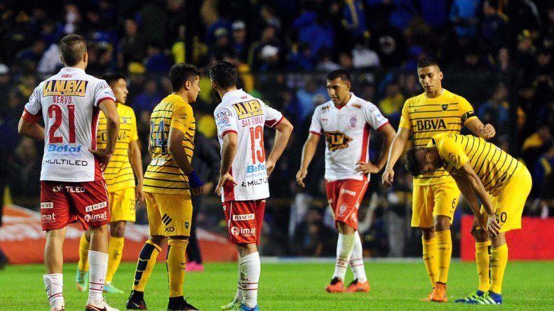 Boca cuidó a los titulares pensando en el duelo ante Nacional de Uruguay. La gente copó la Bombonera y palpitó el partido del jueves.