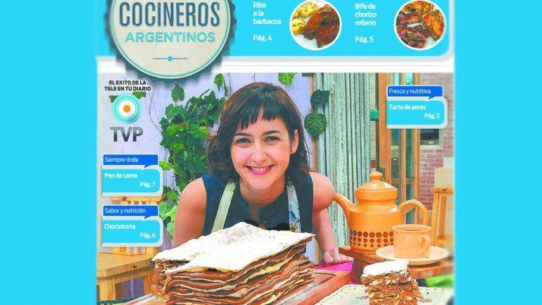 Cocineros Argentinos propone un varieté de dulce y salado
