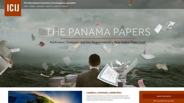 Periodistas de ICIJ difunden base de datos de los «Panama Papers»
