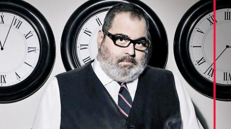 El programa de Jorge Lanata sería levantado por bajo rating.