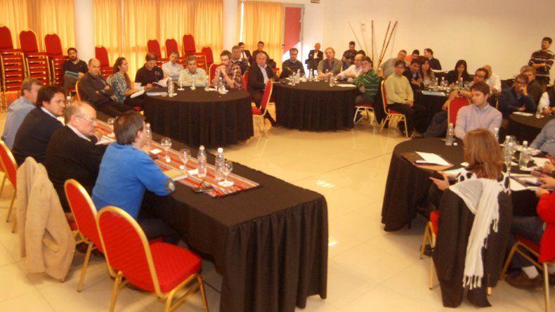 Gaido aseguró que harán un trabajo integrador con los intendentes de la región