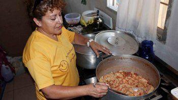 se incremento la demanda en el comedor caritas felices