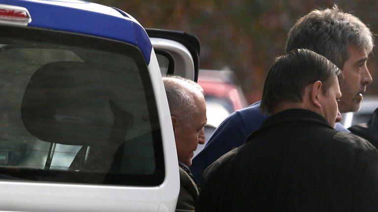 Robledo Puch salió por primera vez de la cárcel en 44 años para hacerse estudios médicos.