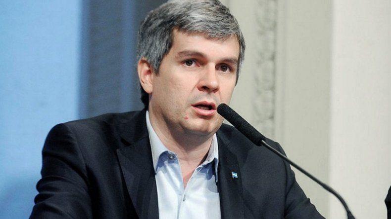 Peña negó que el Gobierno persiga a Cristina
