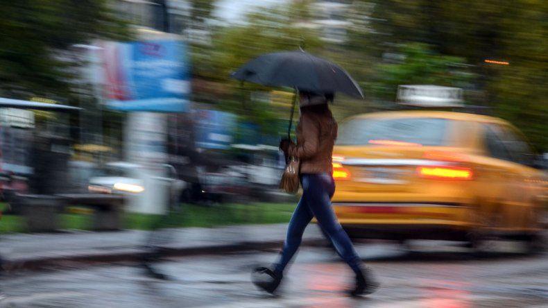Se viene un fin de semana con lluvia.