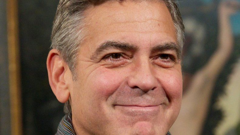 George Clooney apoya a Hillary Clinton.