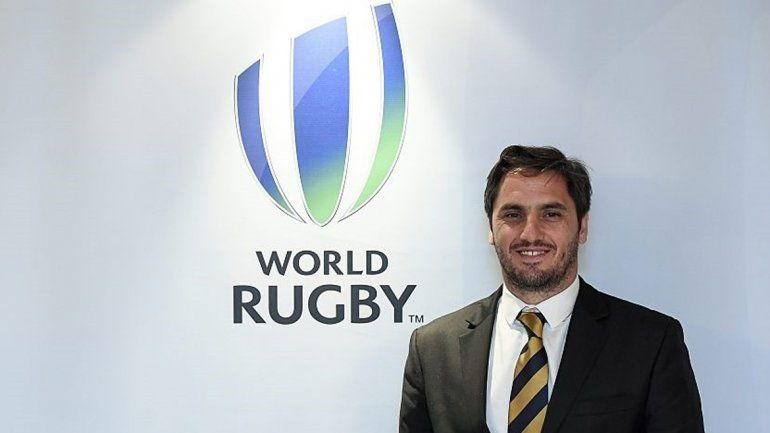 Agustín Pichot acompañará al inglés Bill Beaumont en World Rugby.
