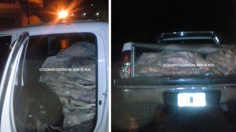 Bandido reincidente: por tercera vez, intentó ingresar carne con hueso a Neuquén