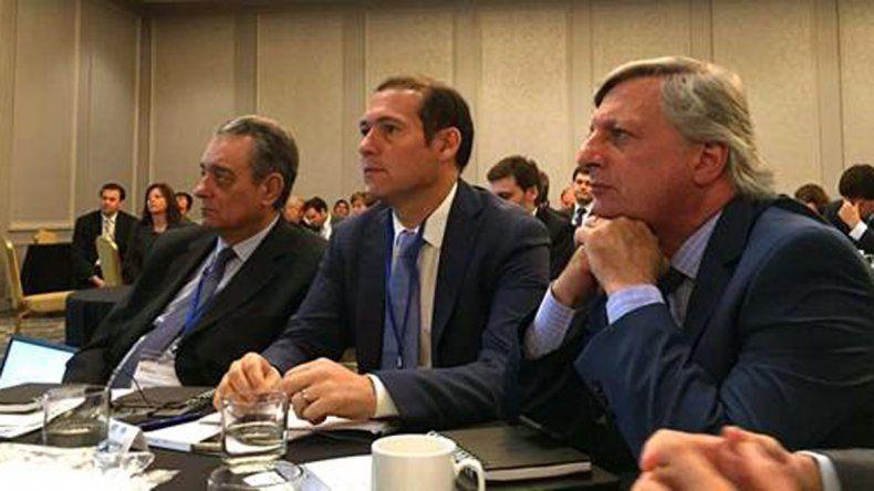 Gutiérrez destacó la oportunidad para invertir en Neuquén