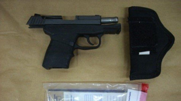 La pistola de la polémica que su dueño quiere vender.