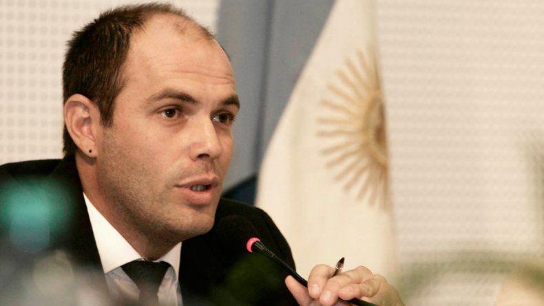 Cimolai coincidió en que los fondos no son parte de la coparticipación.