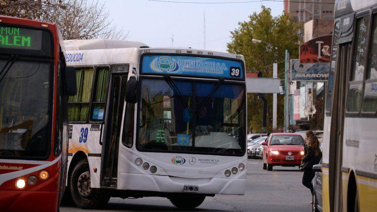La empresa Pehuenche actualizó la tarifa de transporte.