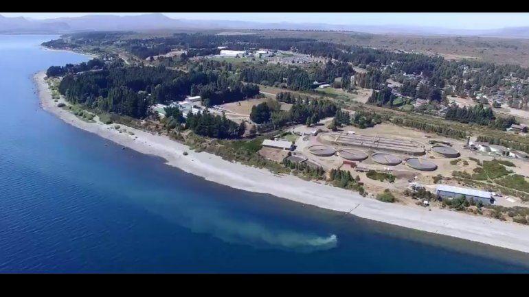 Nación envía fondos millonarios para sanear el lago Nahuel Huapi