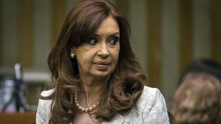 Citaron a declarar a Cristina y a 28 funcionarios de su gestión